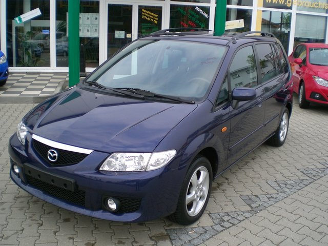 mazda premacy 1.9 exclusive-pic. 1