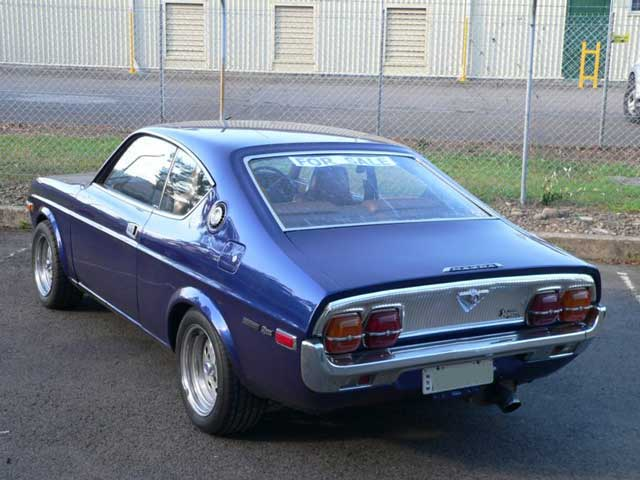 Mazda Rx4 Coupe Photos And Comments Www Picautos Com