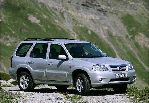 mazda tribute v6 4x4 exclusive