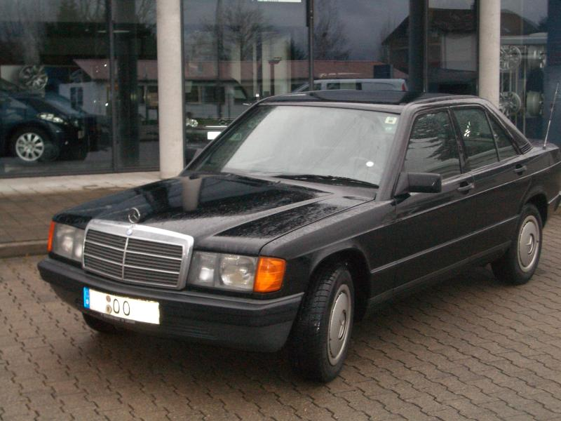 mercedes-benz 190 d-pic. 1