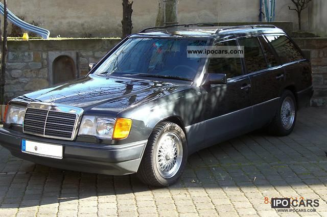 mercedes-benz 220 te #4