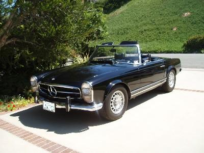 mercedes-benz 230 sl #1