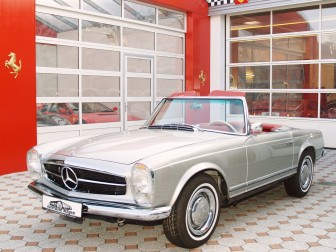 mercedes-benz 230 sl #8