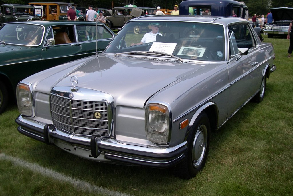 mercedes-benz 250 c-pic. 1
