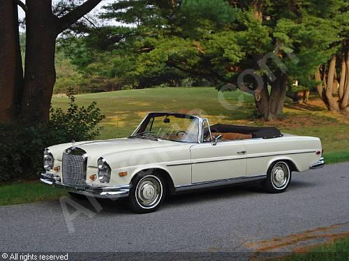 Mercedes benz 250 se cabriolet photos and comments www for Mercedes benz 250 se