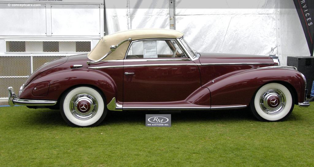 Mercedes benz 300 s cabriolet photos and comments www for Mercedes benz 300 s