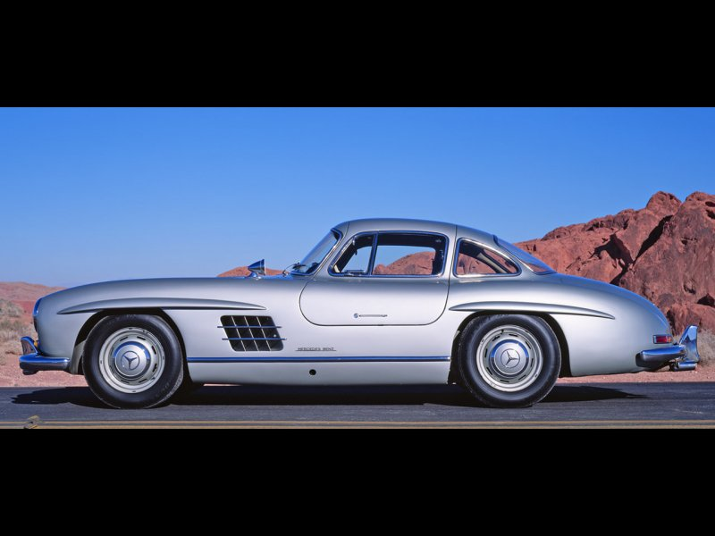 mercedes-benz 300 sl #4