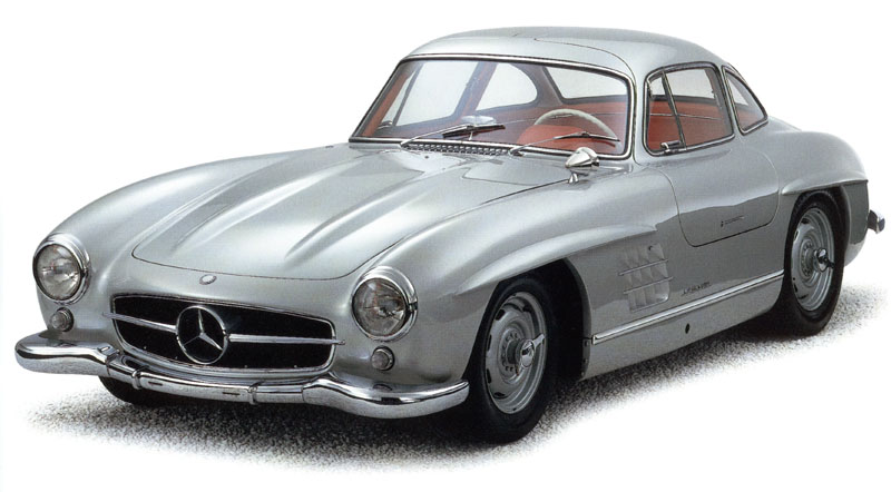 mercedes-benz 300 sl #5