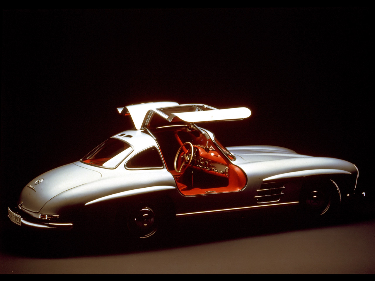 mercedes-benz 300 sl coupe-pic. 2