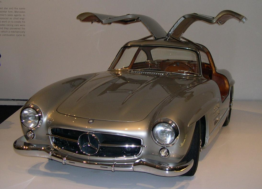 mercedes-benz 300 sl gullwing-pic. 2