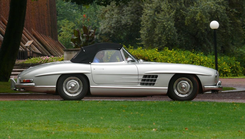 mercedes-benz 300 sl roadster #0