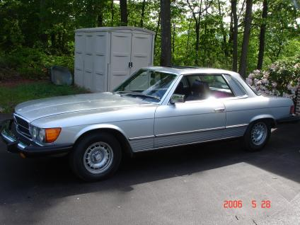 mercedes-benz 450 slc-pic. 2