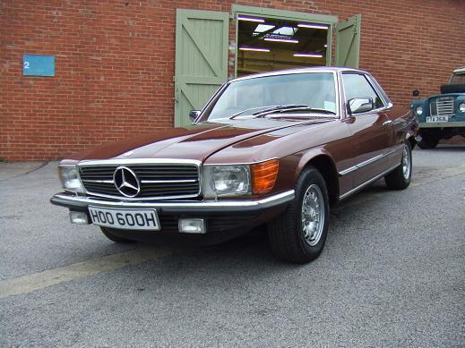 mercedes-benz 450 slc-pic. 3