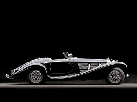 mercedes-benz 540 k spezial roadster #1