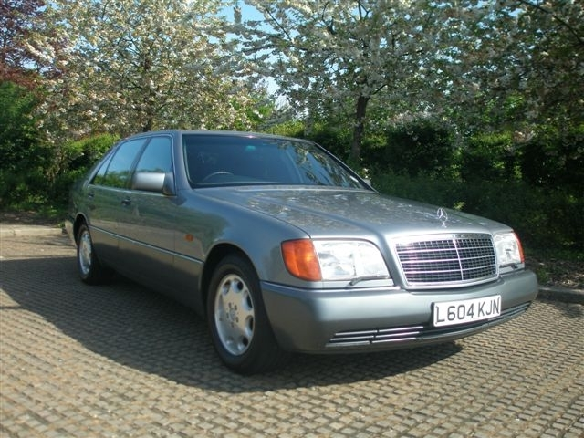 Mercedes Benz 600 Sel Photos And Comments