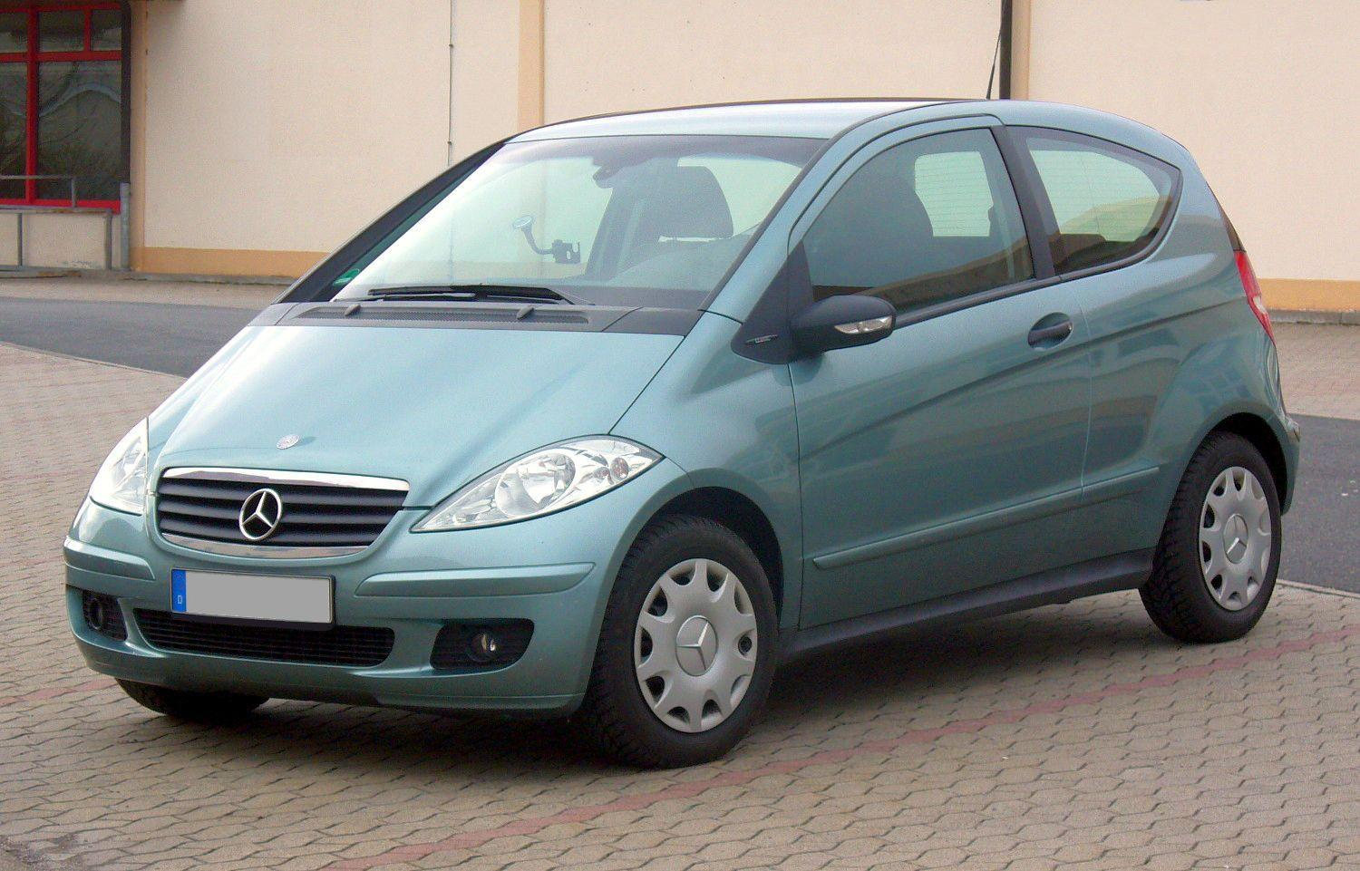 mercedes-benz a 150-pic. 1