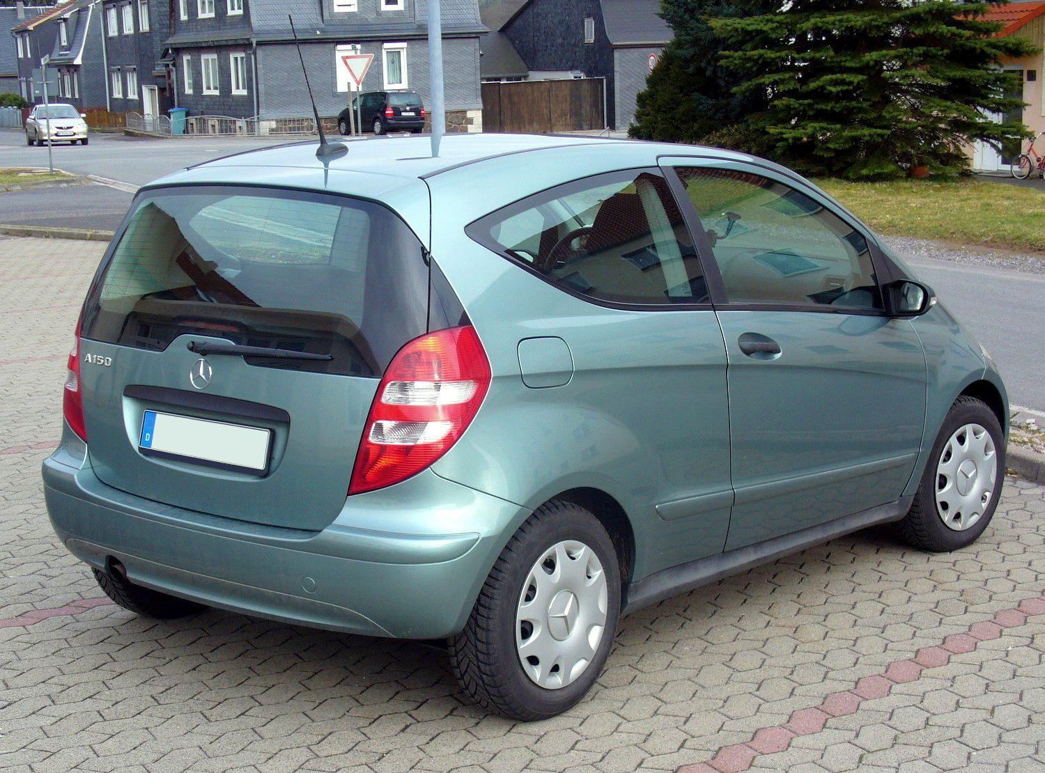 mercedes-benz a 150-pic. 3