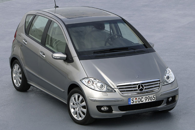 mercedes benz a 150 classic photos and comments. Black Bedroom Furniture Sets. Home Design Ideas