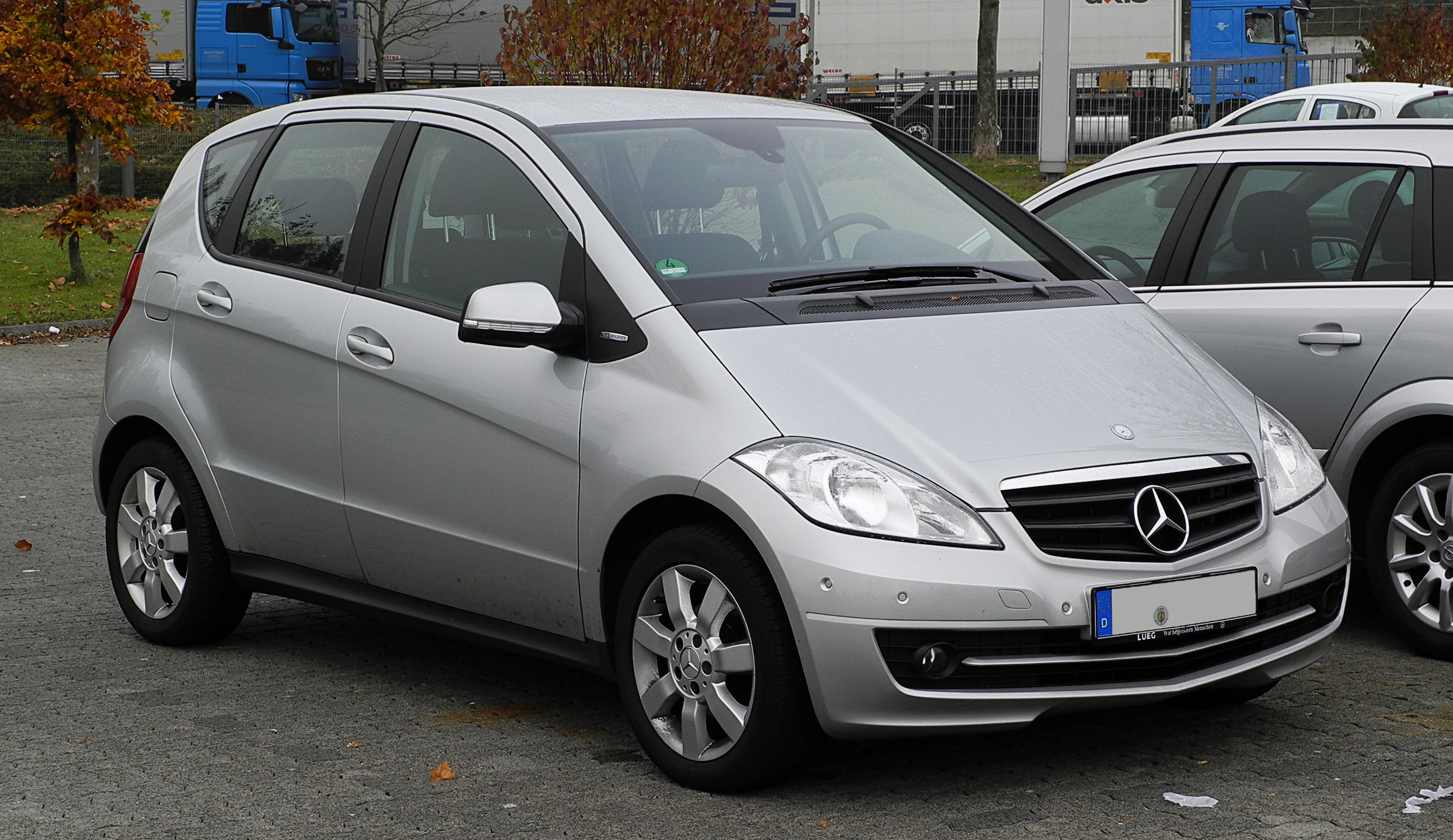 mercedes-benz a 160 blueefficiency-pic. 1