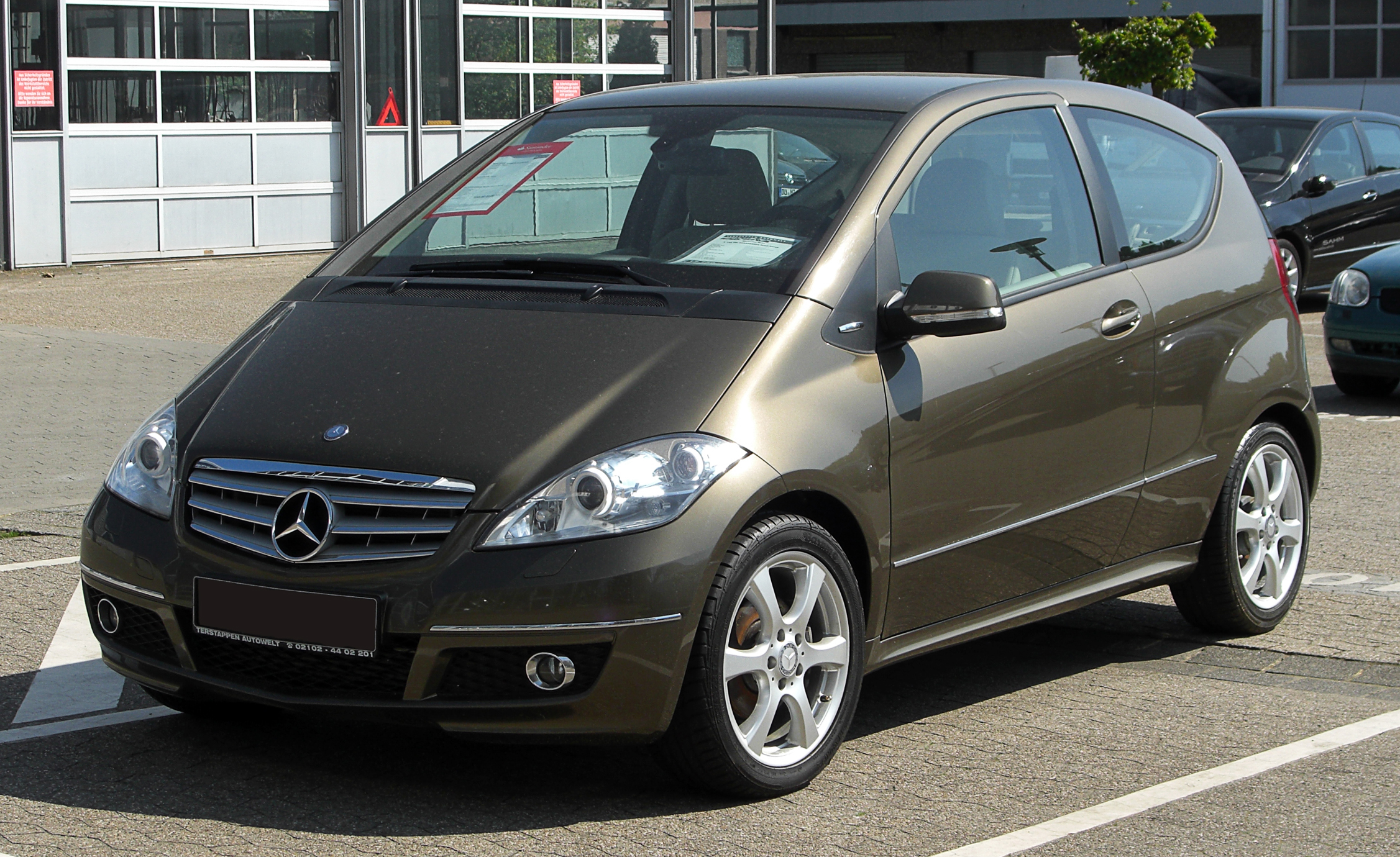 mercedes benz a 180 cdi avantgarde photos and comments. Black Bedroom Furniture Sets. Home Design Ideas