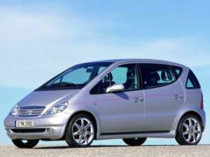 mercedes-benz a 210 evolution-pic. 1