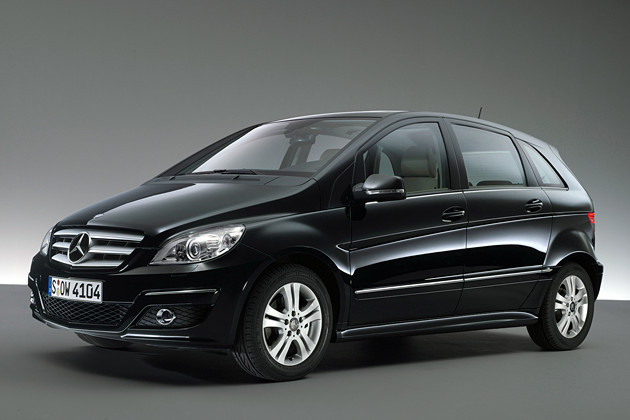 mercedes benz b 160 blueefficiency photos and comments. Black Bedroom Furniture Sets. Home Design Ideas