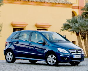 mercedes benz b 170 ngt photos and comments. Black Bedroom Furniture Sets. Home Design Ideas