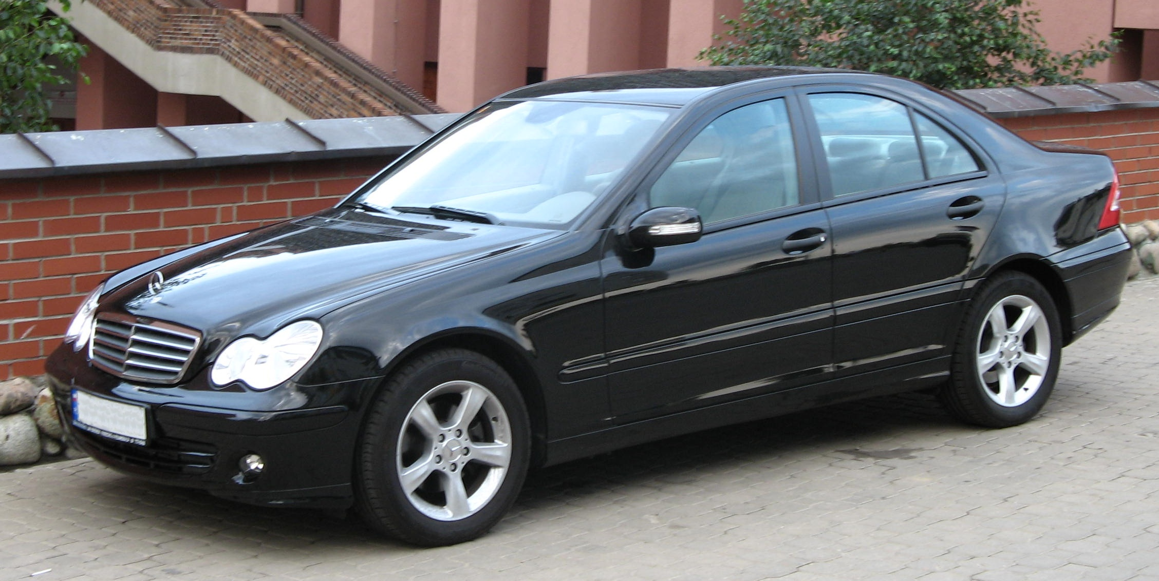 mercedes-benz c 180 kompressor-pic. 1