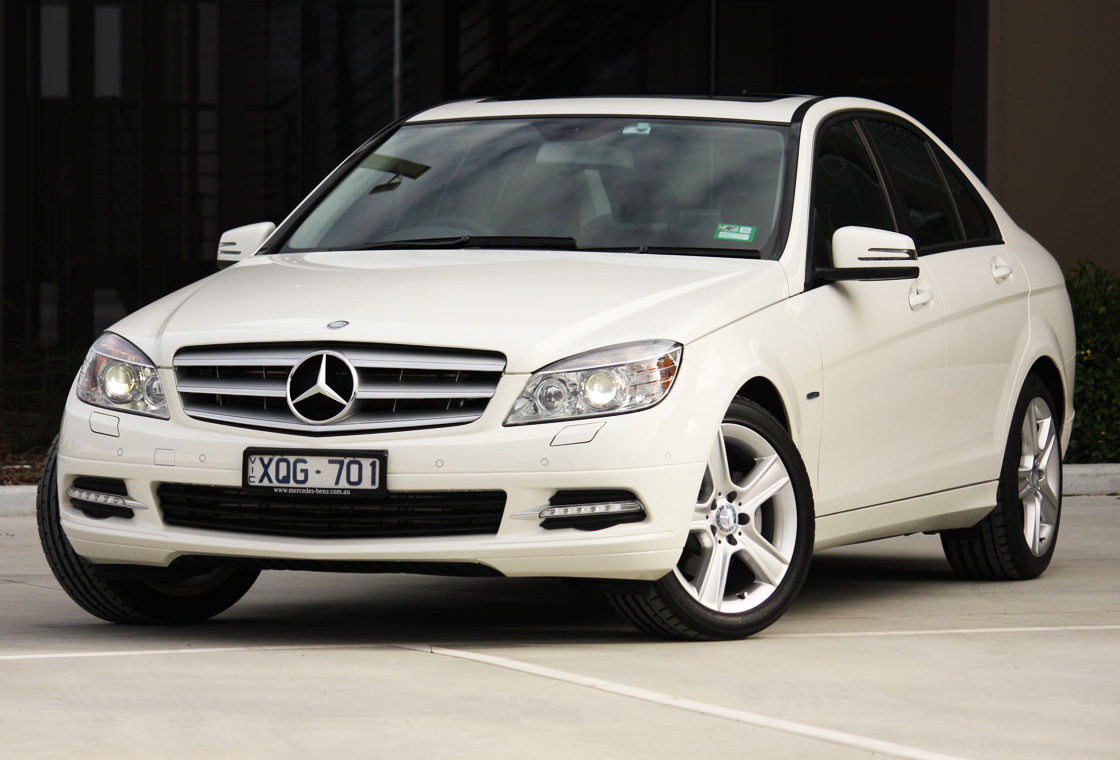 mercedes-benz c 200 blueefficiency-pic. 1