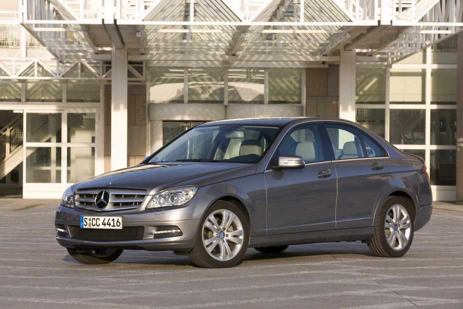 mercedes-benz c 200 cdi blueefficiency-pic. 2