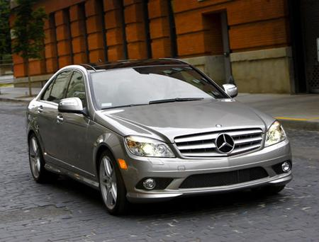 mercedes-benz c 200 k avantgarde #0