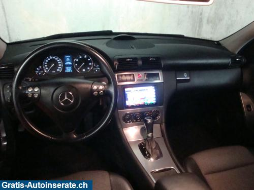 mercedes-benz c 200 k avantgarde #2