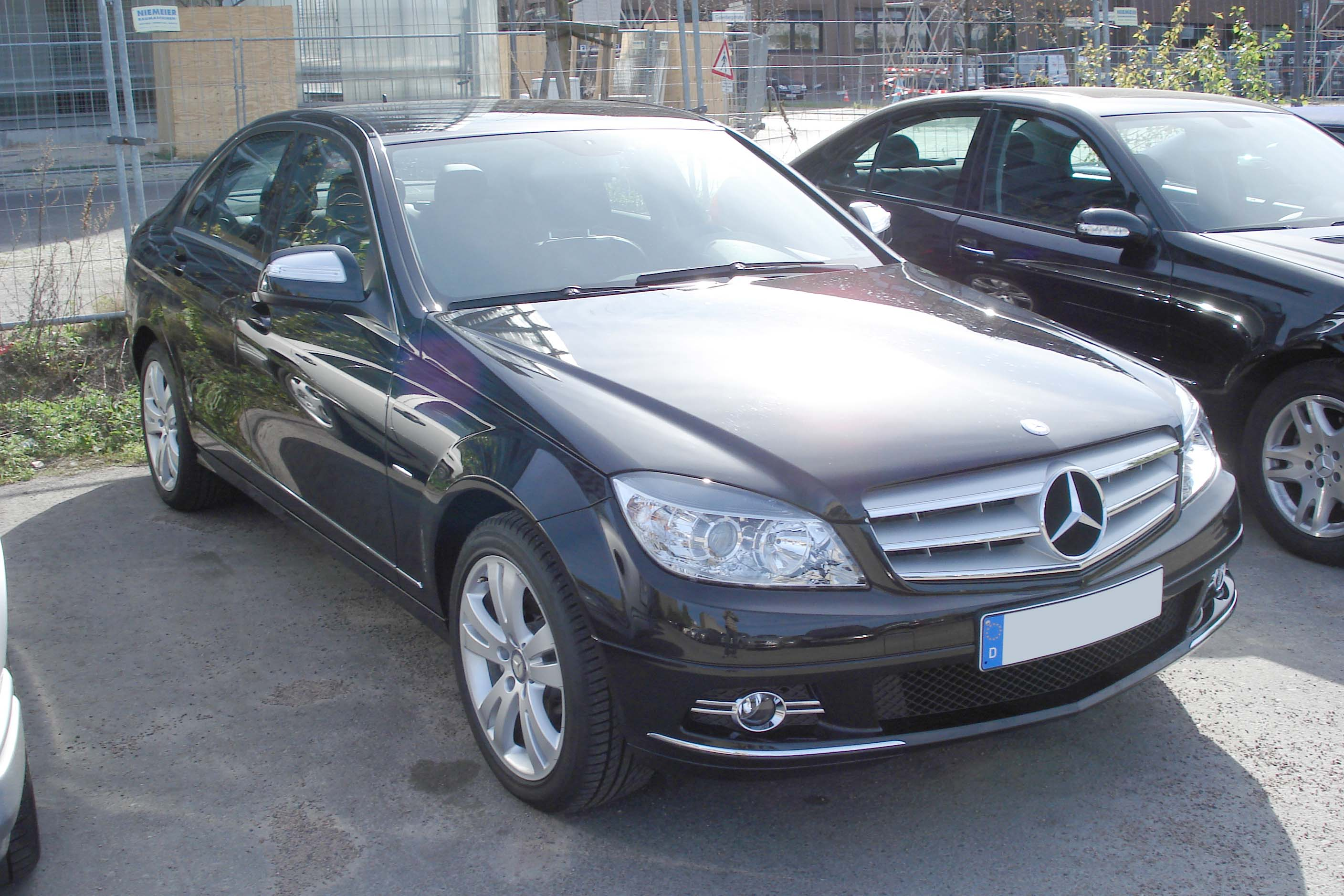 mercedes-benz c 200 k avantgarde #4