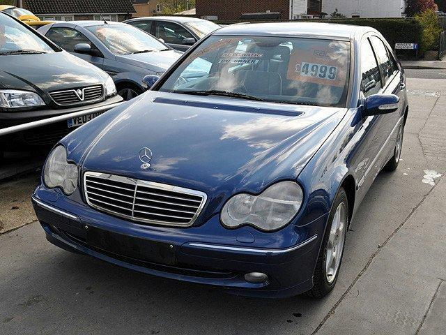 mercedes-benz c 200 k avantgarde #7