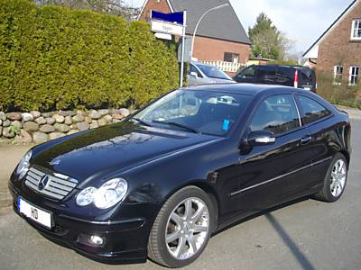 mercedes-benz c 200 kompressor-pic. 1