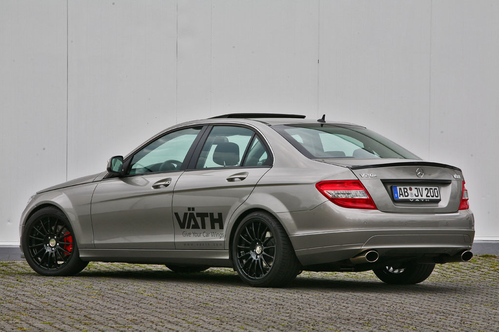 mercedes-benz c 200 kompressor-pic. 3