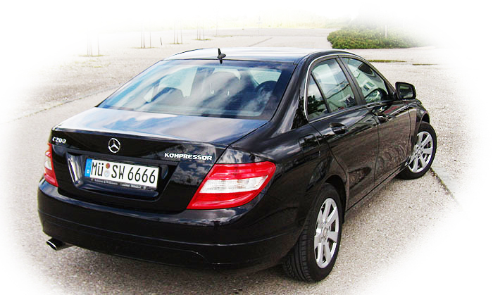 mercedes-benz c 200 kompressor #8