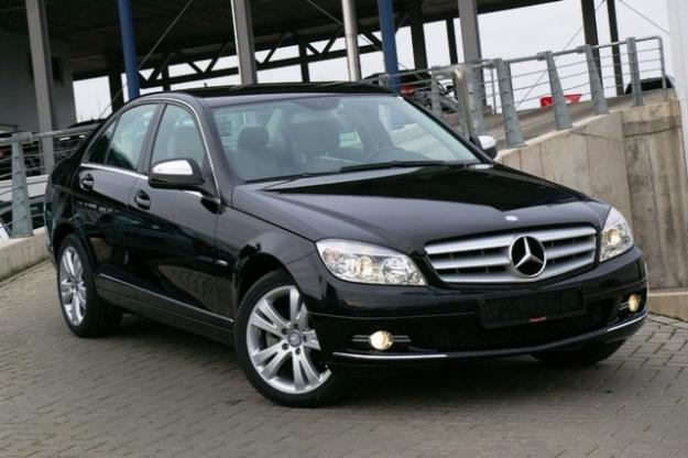 mercedes benz c 220 cdi avantgarde photos and comments. Black Bedroom Furniture Sets. Home Design Ideas
