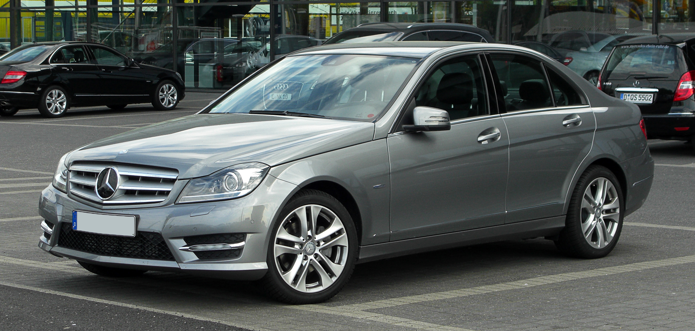 mercedes-benz c 220 cdi blueefficiency-pic. 3