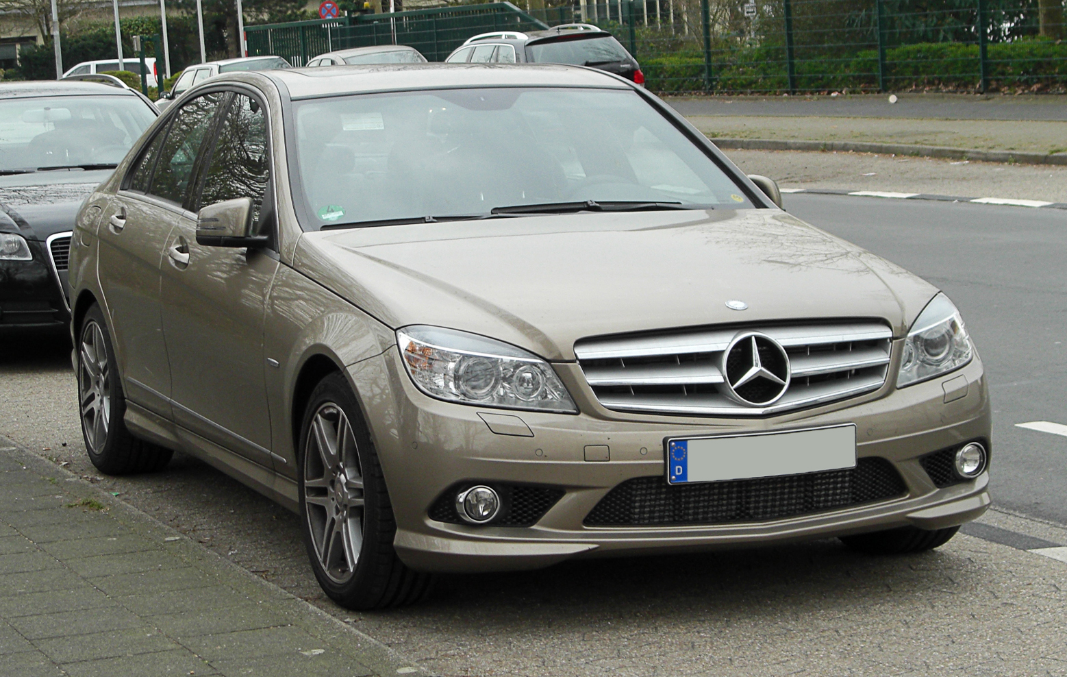 mercedes benz c 220 cdi sport photos and comments