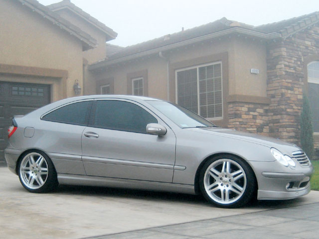 mercedes-benz c 230 kompressor-pic. 2