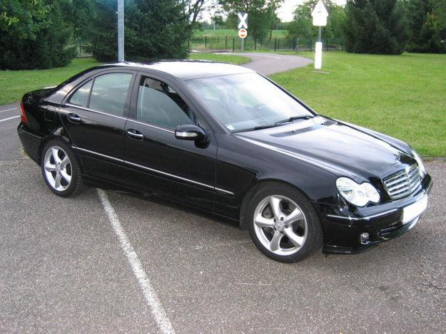 mercedes-benz c 270-pic. 3