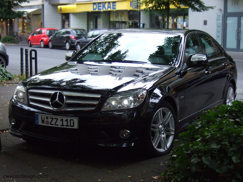 mercedes-benz c 350 avantgarde-pic. 1