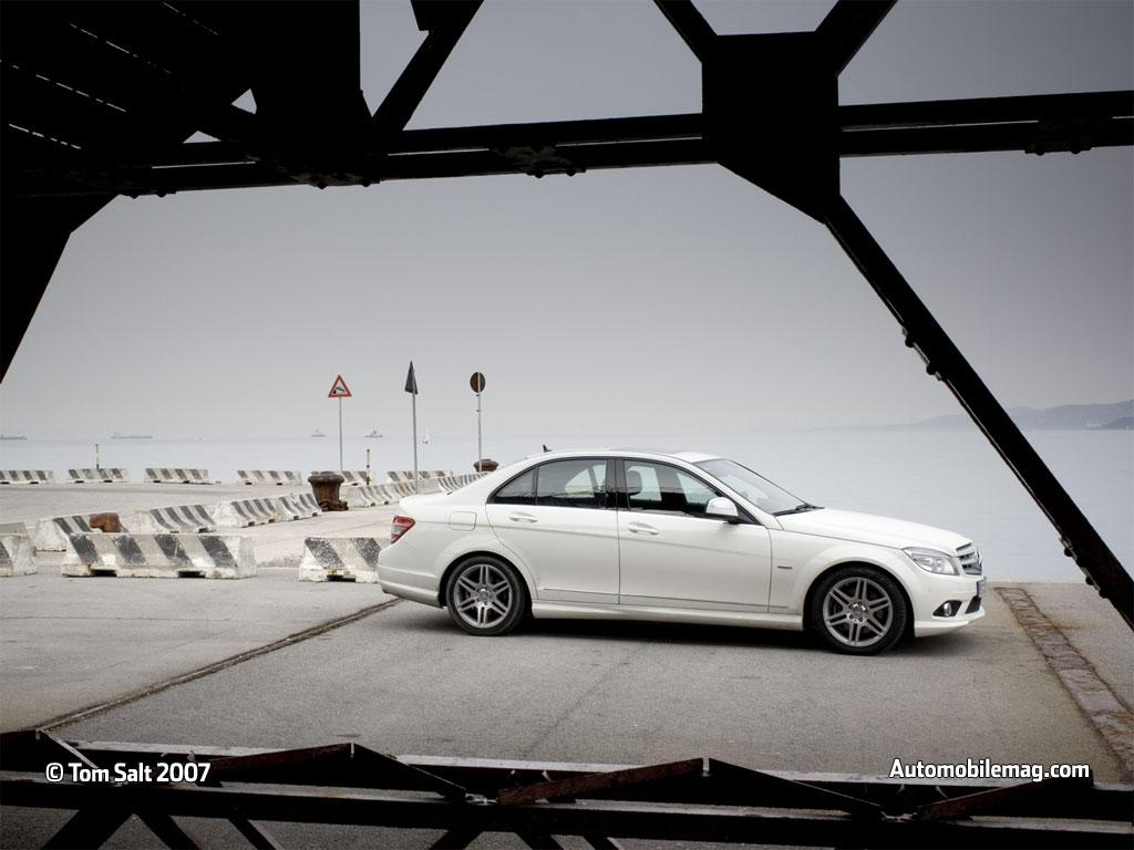 mercedes-benz c 350 avantgarde-pic. 2