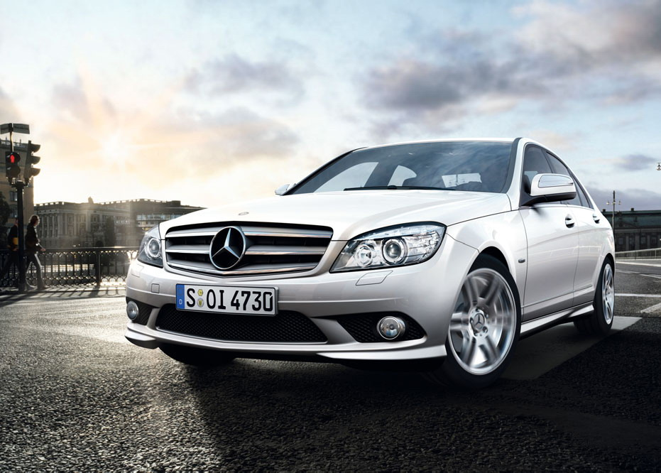 Mercedes Benz C 350 Cdi Photos And Comments