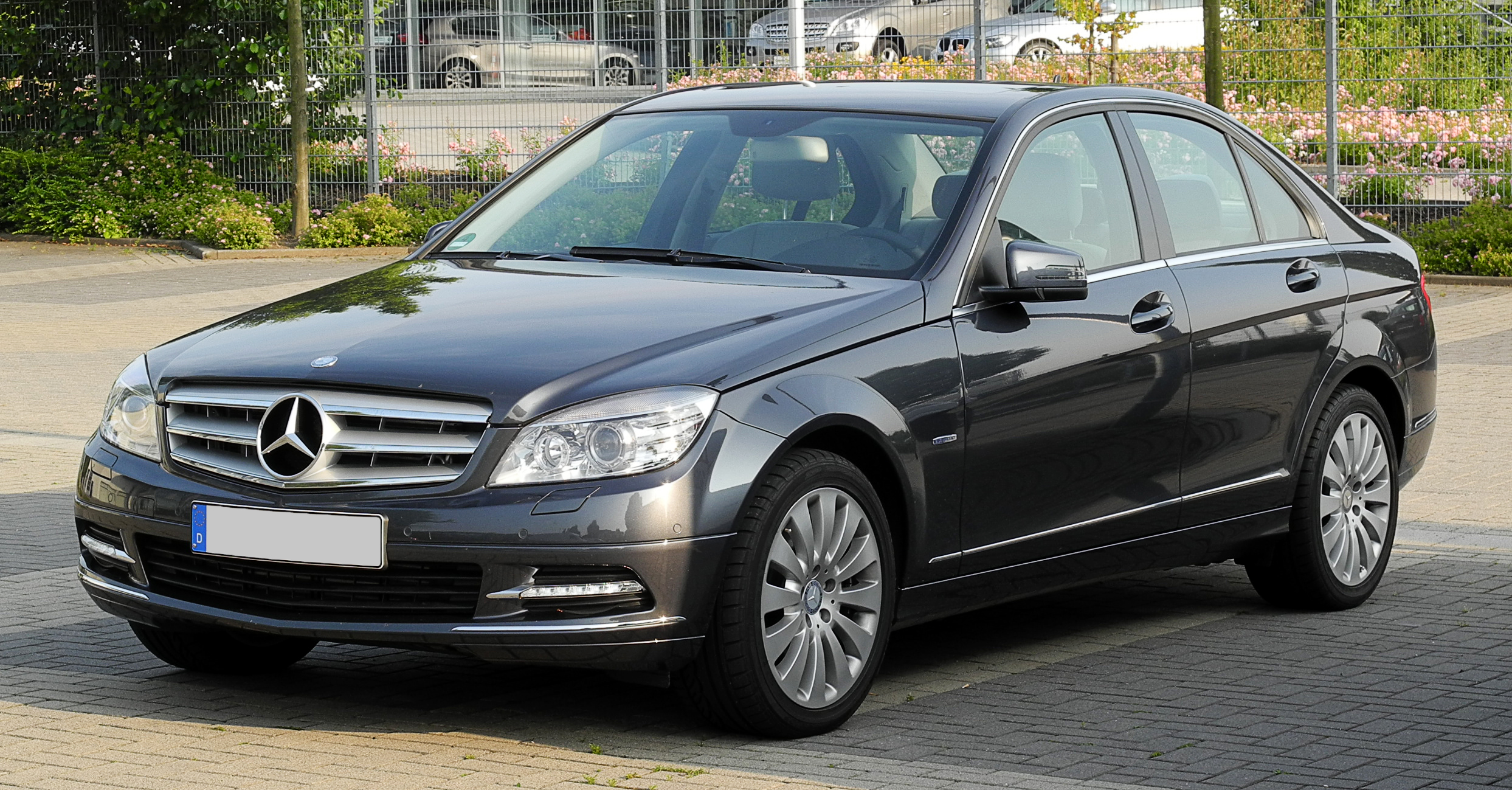 mercedes-benz c 350 cdi blueefficiency-pic. 3