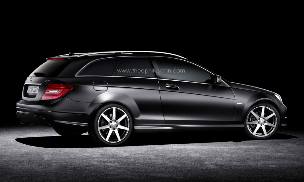 mercedes-benz c break-pic. 1