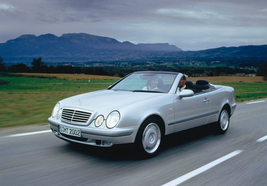 mercedes benz clk 200 kompressor cabriolet photos and comments. Black Bedroom Furniture Sets. Home Design Ideas