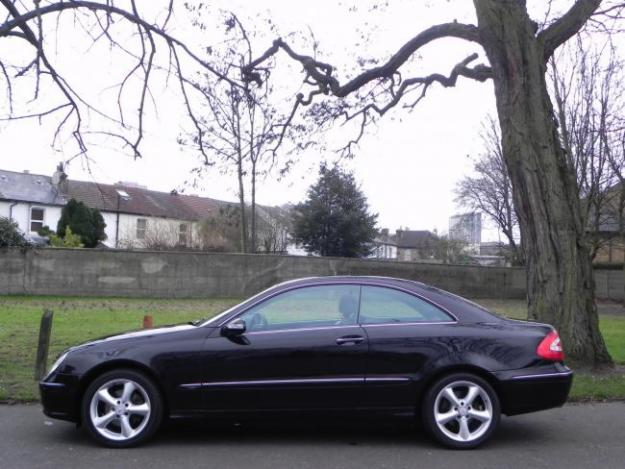 Mercedes benz clk 240 avantgarde photos and comments www for Mercedes benz 240