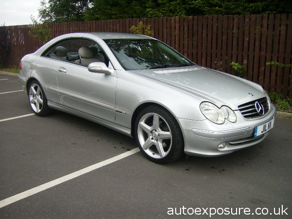 mercedes benz clk 270 cdi avantgarde photos and comments. Black Bedroom Furniture Sets. Home Design Ideas